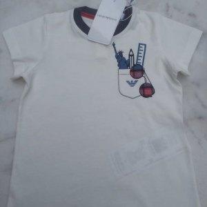T-shirt Emporio Armani 111457