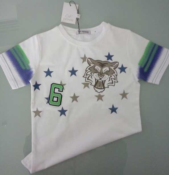 T-shirt με σχέδια 15005