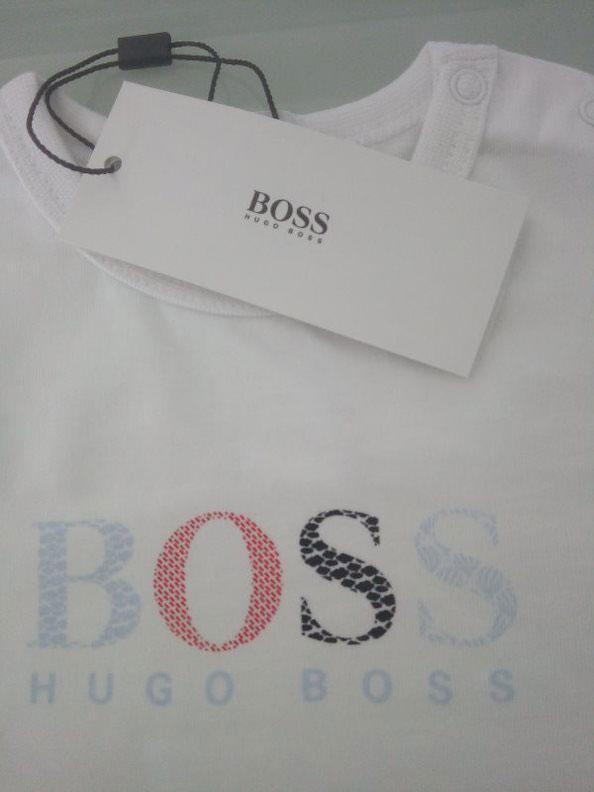T-shirt Boss 162040