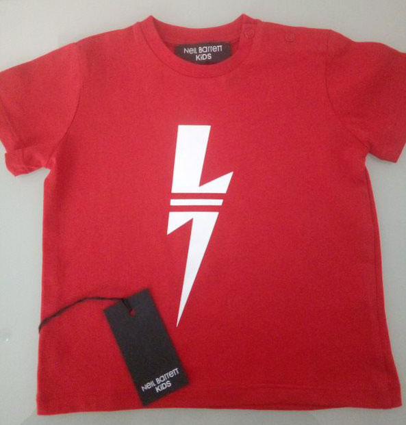 T-shirt Neil Barrett 162626