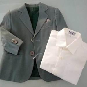 Σετ πουκάμισο και σακάκι 17231