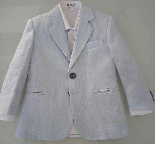 Σετ πουκάμισο και σακάκι 17254