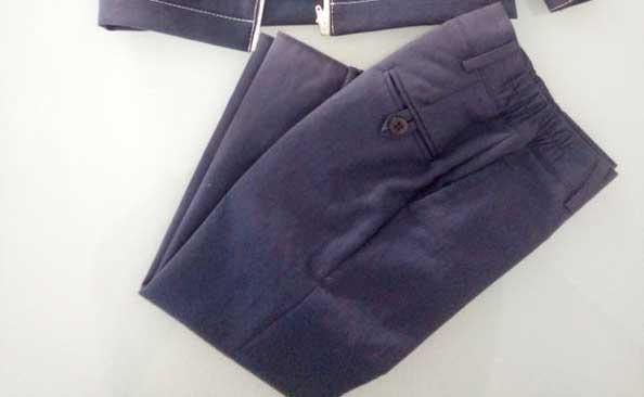 Παντελόνι σκούρο μπλε 17081
