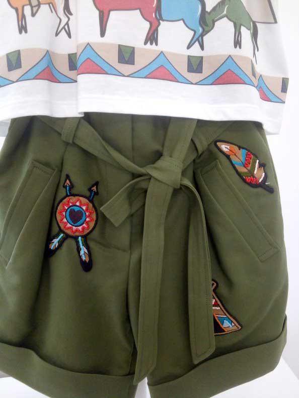 Shorts Alberta Ferretti 142604