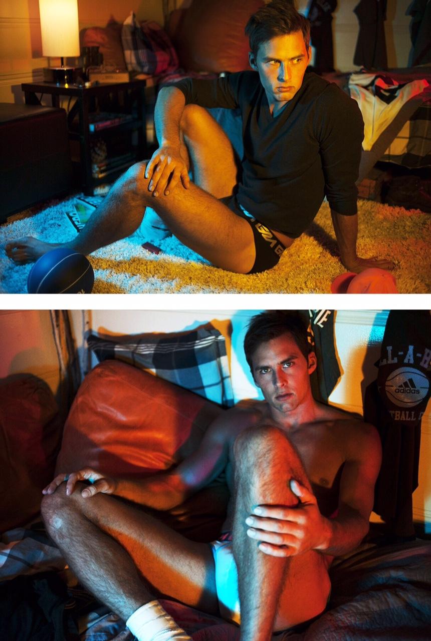 Eric Bivoino (David Todd Model Management) by Robbie Zaldua