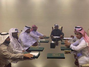 إجتماع مجلس الادارة