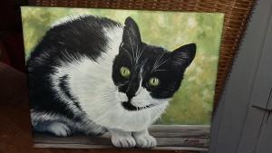 Bobby schilderij