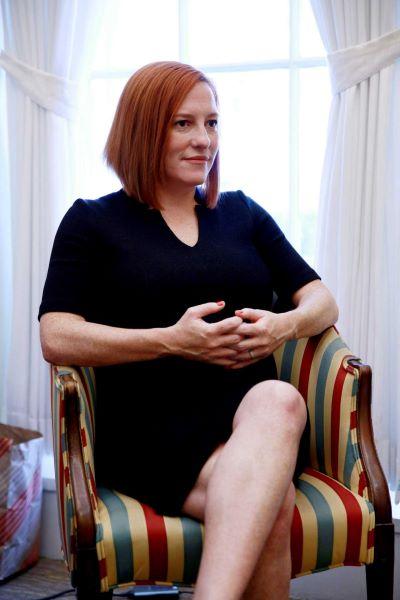 Jen Psaki Husband Photo . Jen Psaki Husband, Age, Wikipedia, Net Worth, Family ...