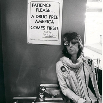 Keith Richards Drug Free America