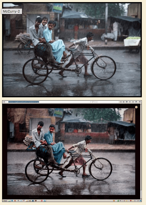 Steve McCurry processing example