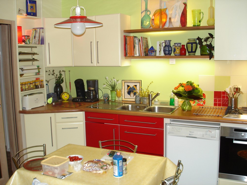 Cuisine-laquée-rouge-et-beige-1-e1423586763697