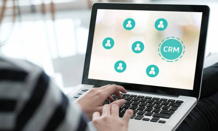 logiciels CRM