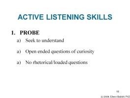 content marketing active listening