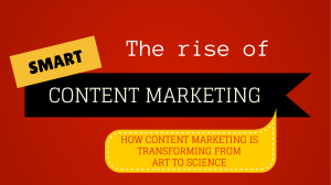smart content marketing
