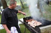 Barbecue et son Grilladin