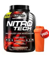 Free shaker with nitrotech