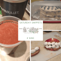 Saturday Snippets #9