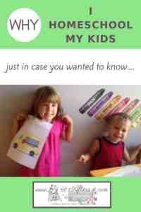 two small children doing preschool work