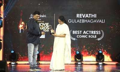 Revathi won best actress award in JFW