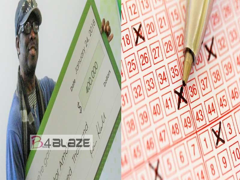 Numbers from dream bring lottery jackpot 13 years later