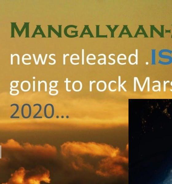 mangalyan 2