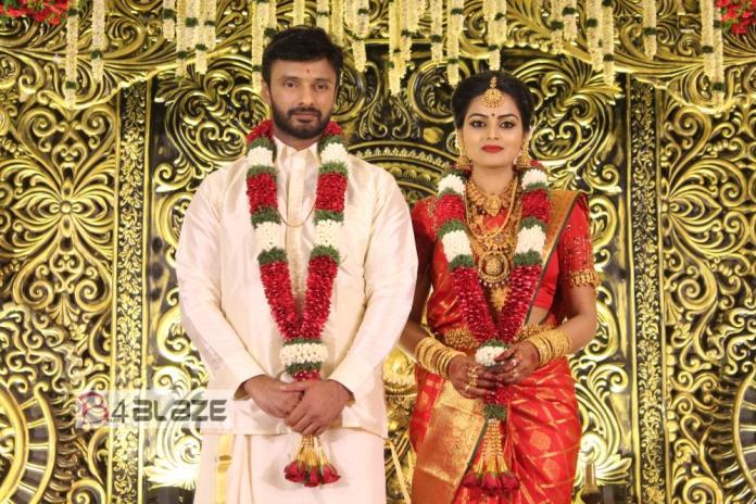 Vishnu Priya wedding hd photos (2)