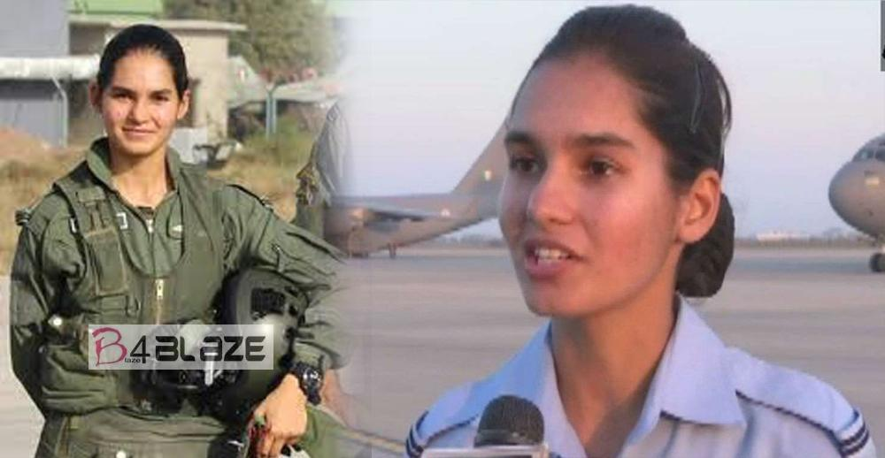 Meet Avani Chaturvedi She is the first Indian woman pilot to fly a fighter jet!