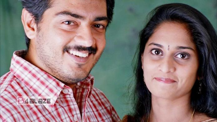 Ajith Kumar and Shalini