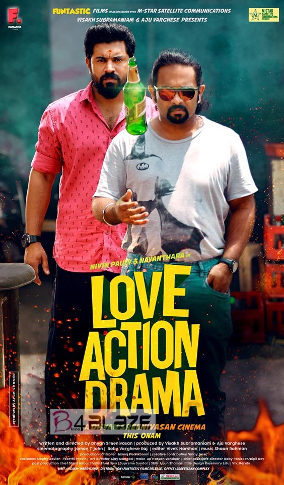 Love Action Drama movie poster