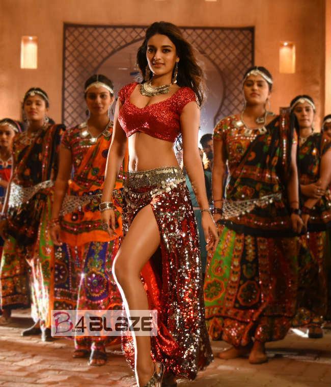 Nidhhi Agerwal dance