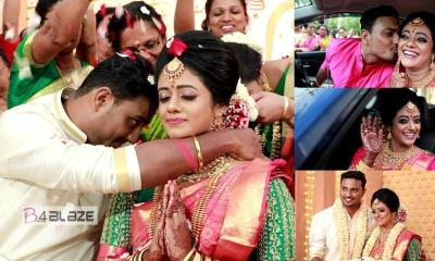 Preetha Pradeep Wedding Video