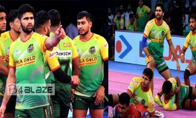 Pro kabaddi 2019 live score Patna take on Bengal