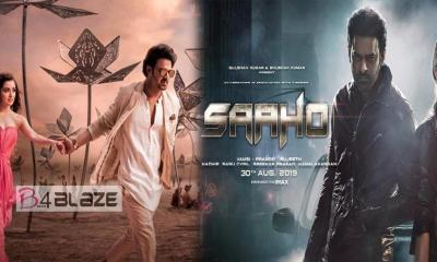 Saaho Box Office Collection Report