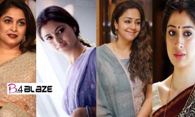 Kollywood Actresses and Their Negative Roles