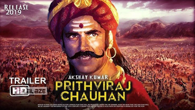 Prithviraj Chauhan Movie