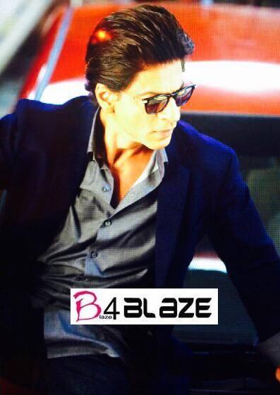 Shah Rukh Khan Photoshoot