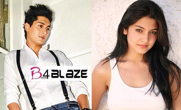 Zoheb Yusuf and Anushka Sharma