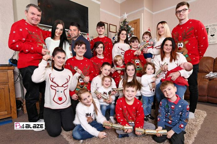 couples have 21 child in britain photos