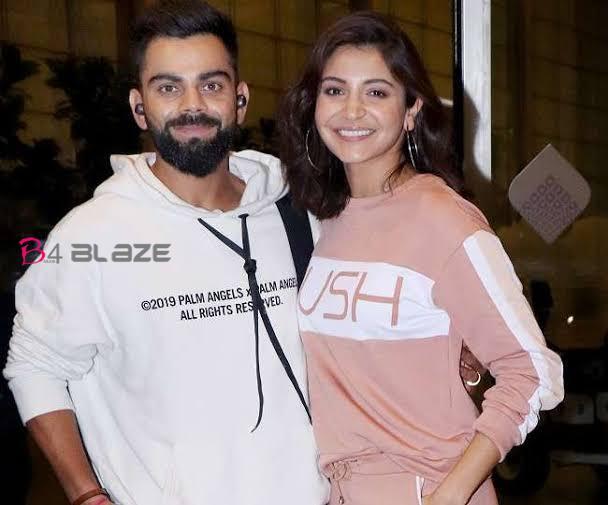 Anushka Sharma and Virat Kohli's cute relationship
