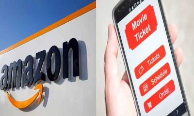 Amazon has introduced a new feature in their mobile app users can book movie tickets in their mobile app.