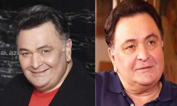Rishi Kapoor shares his childhood photo