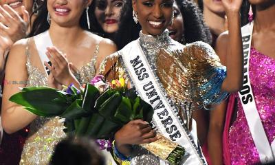 Miss Universe 2019 from South Africa