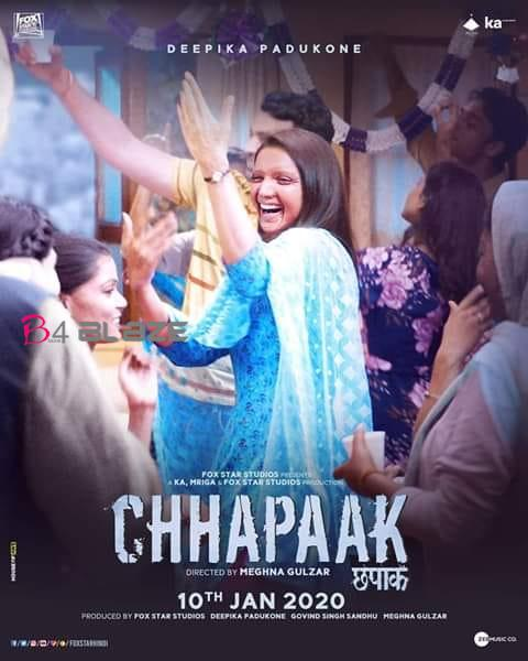 Chhapaak movie collection