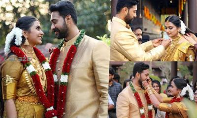 Actor Ronson Vincent and Neeraja's Wedding Video is Released!