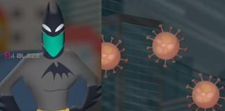 Ananthakrishnan and team come up with animation based on Coronavirus