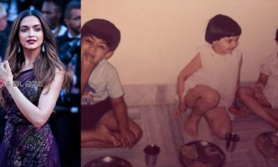 Deepika Padukone shares childhood photo, sister reveals her funny hair cut!