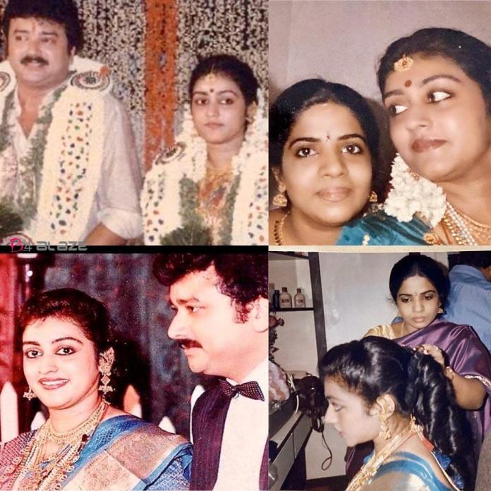 Jayaram Parvathi Wedding