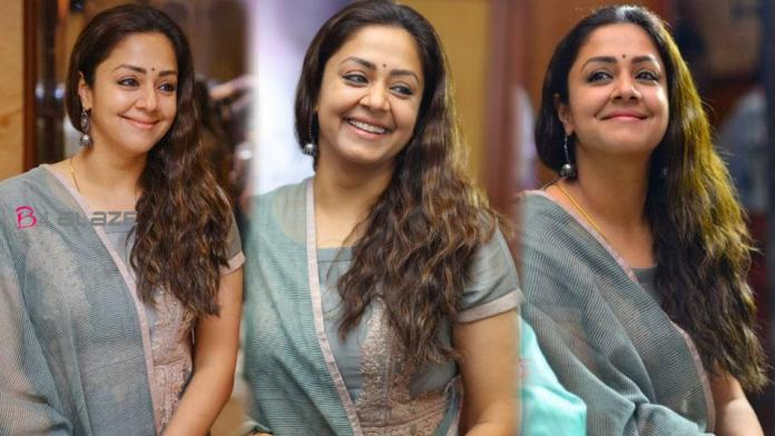 My children should be proud of me Jyothika