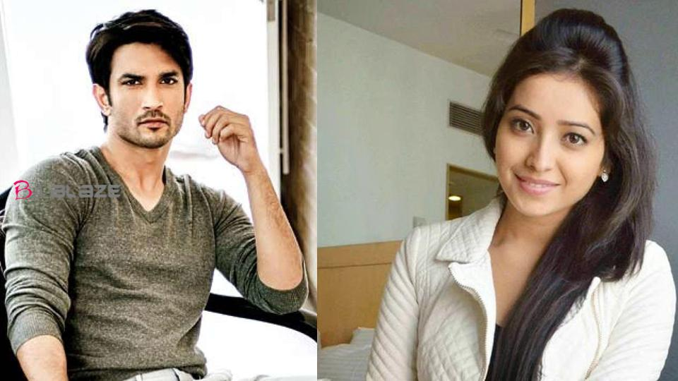 Sushant Singh Rajput's co-star Asha Negi gave a bewildering reply to the troller, saying - It is necessary to express grief on social media