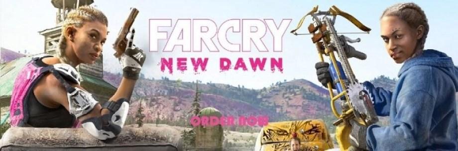 buy now Far Cry New Dawn PC